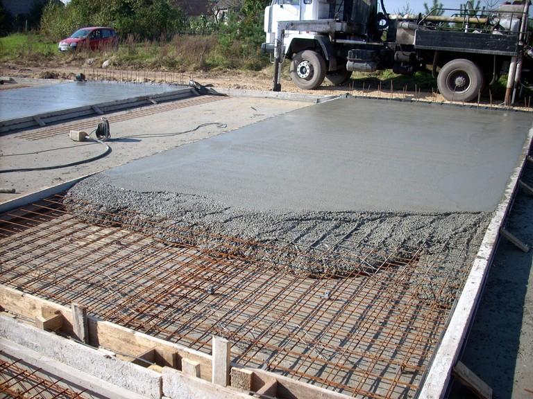 цены на заливку работы бетона в москве